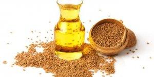 טיפול בחינה נגד קשקשים שמן זית וחילבה