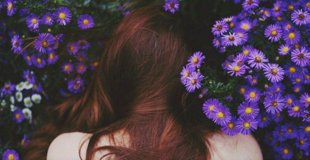 צבע חינה שיער, צבעי שיער טבעיים