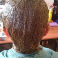 צבע חינה כתומה לשיער