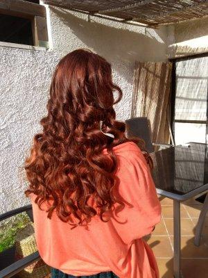 חינה אדומה לשיער