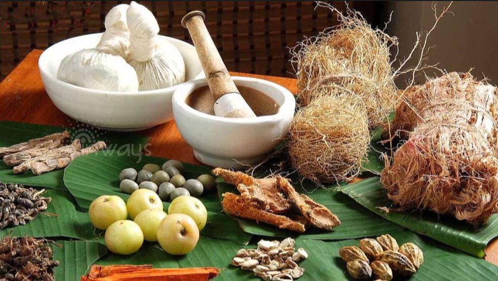 אבקות צמחי מרפא מהודו