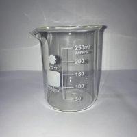 """כלי מדידה מזכוכית לנוזלים 250 מ""""ל"""