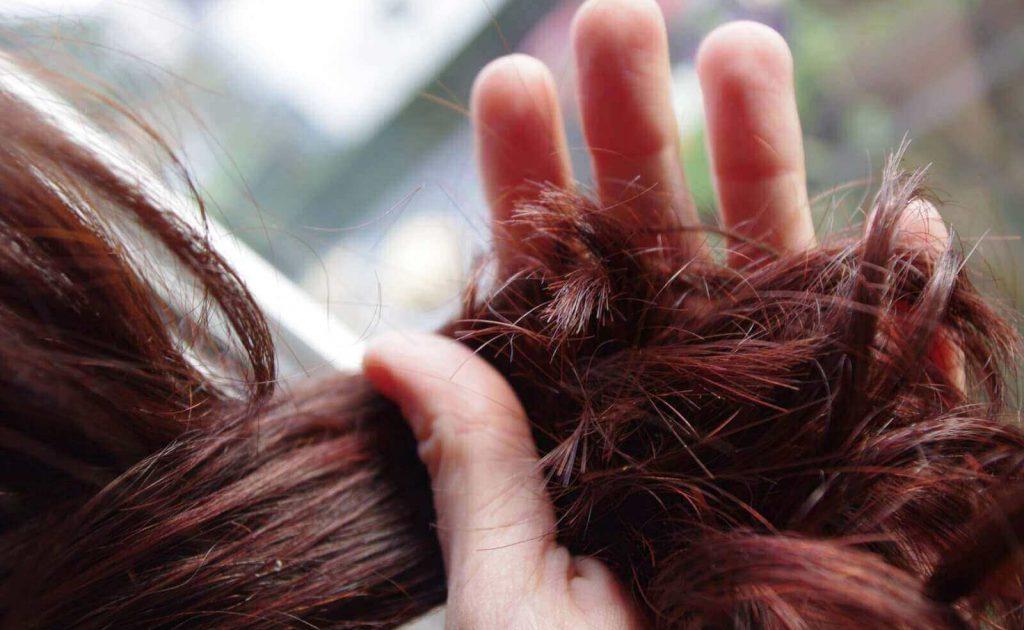צבעי שיער טבעיים, צבע חינה לשיער