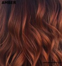 חינה - צבע טבעי לשיער אמבר - Amber