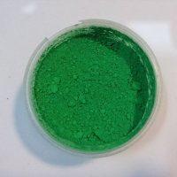 אבקת פיגמנט טבעית - ירוק