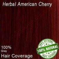 צבע לשיער חינה אמריקן צ'רי - American Cherry