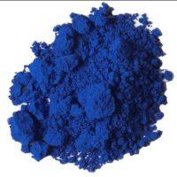 אבקת פיגמנט טבעית - כחול אולטמרין